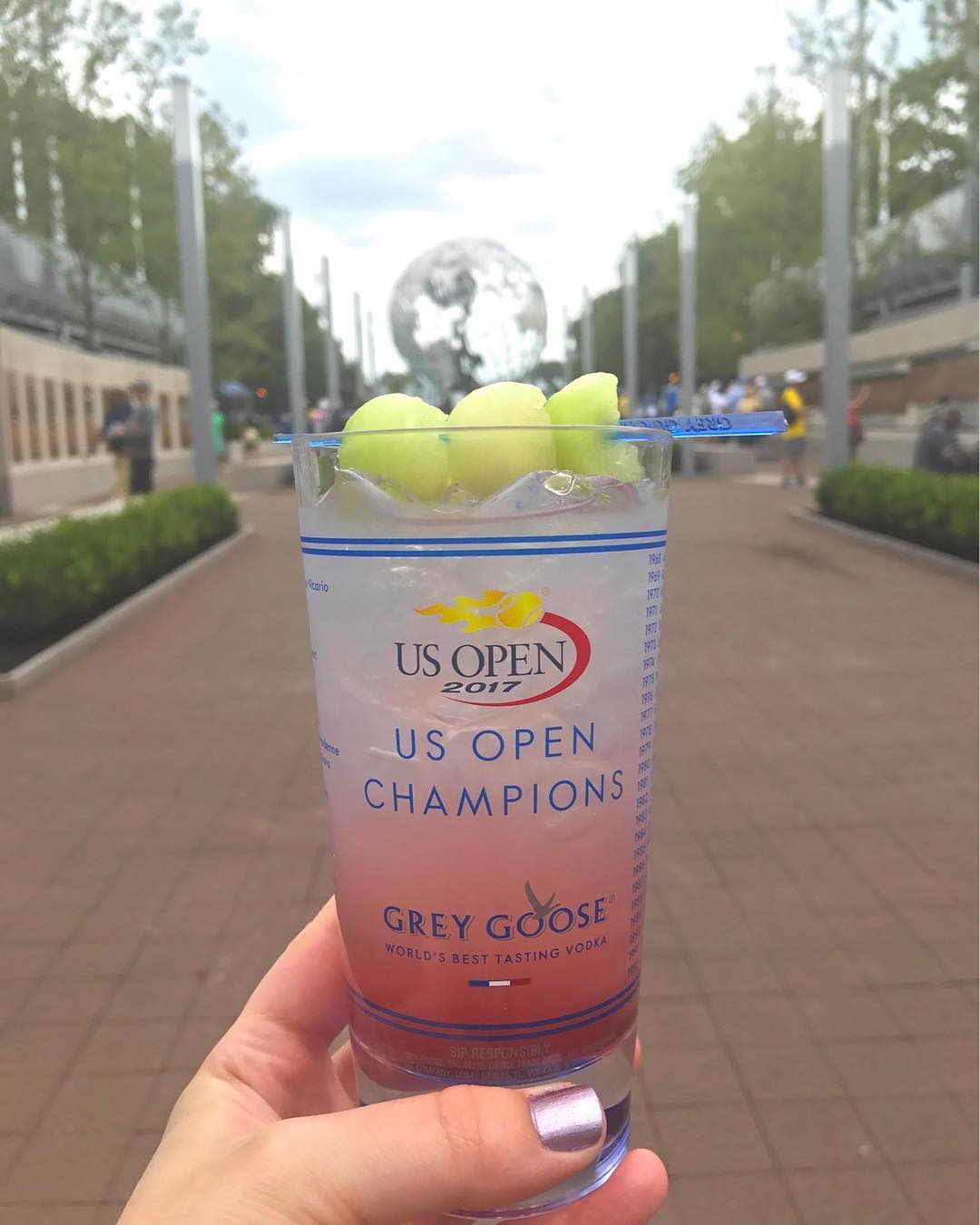 It S Time For The 2017 Usopen And World Famous
