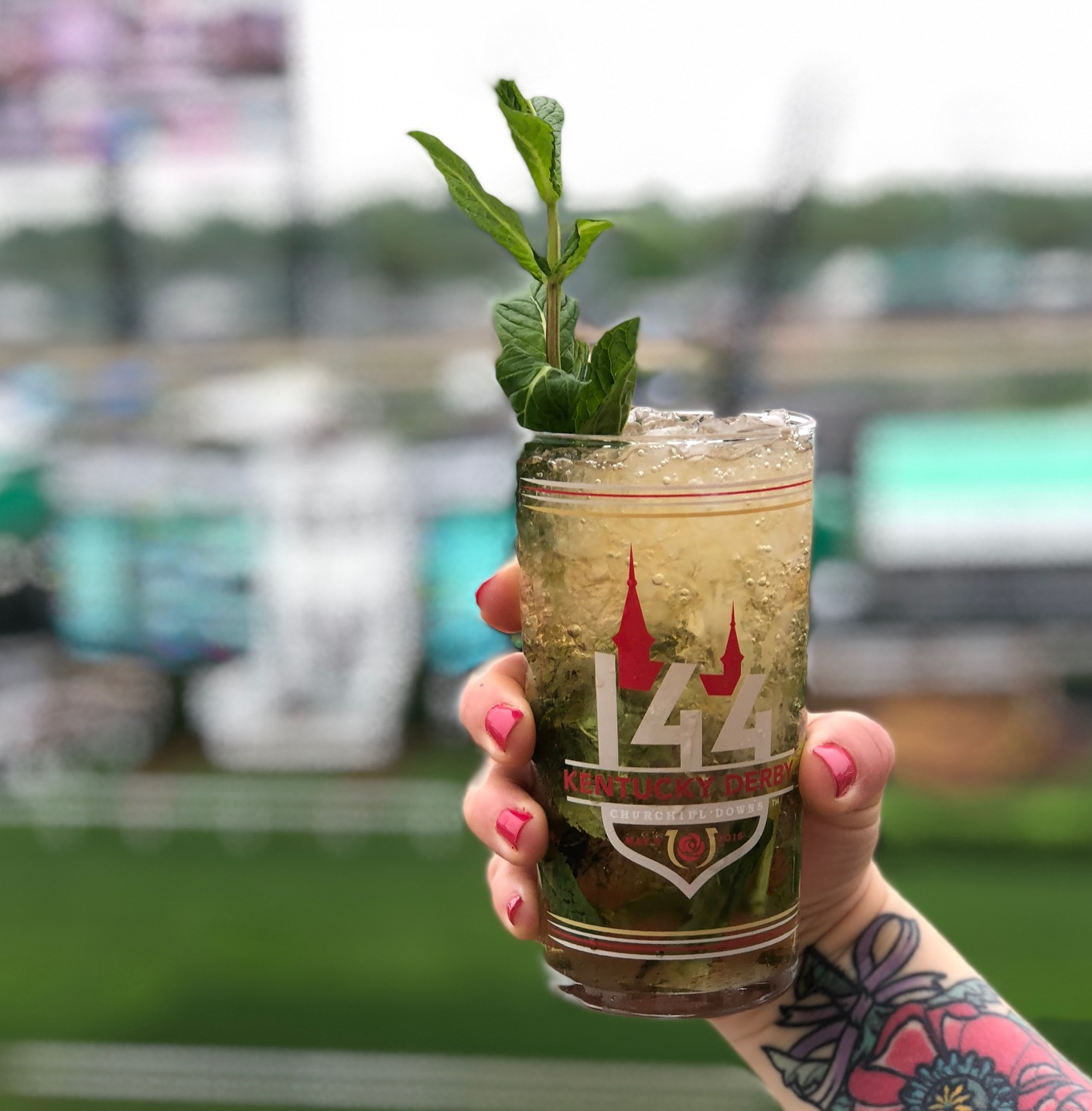 It's not the Kentucky Derby without a Mint Julep   Levy Restaurants